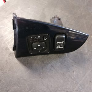 Mitsubishi Evo 7 GTA – OEM Interior Dashboard Trim