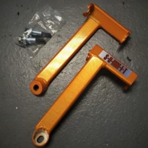 Subaru Forester SG9/SG5 – Swave & Summit Rear Lower 3-Point Subframe Crossmember T-Tie Brace