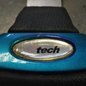 A-Tech 30cm Steering Wheel
