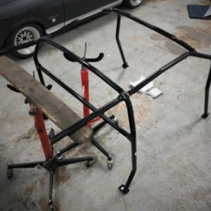 Nissan R35 GTR – Cusco Bolt In 6 Point Roll Cage