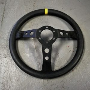 Momo Italy – Deep Dish 35cm Steering Wheel