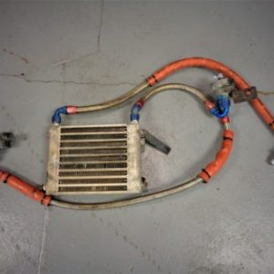 Subaru Impreza GC8/GDB – Blitz Oil Cooler Kit With Filter Relocation