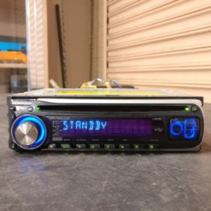 Kenwood U535 Single Din Head-Unit