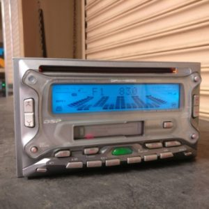 Kenwood DPX-4200 Double Din Head-Unit