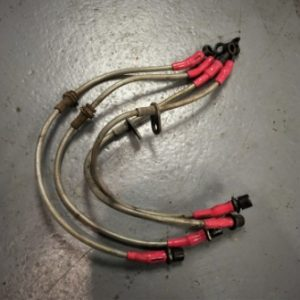 Subaru Impreza GDB – Braided Brake Hoses