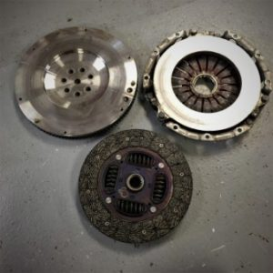 Mitsubishi Evo 7-9 – OEM 6 Speed Clutch And Flywheel