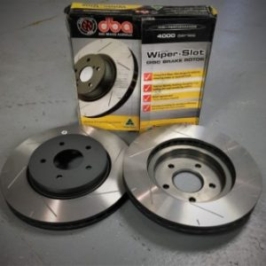 Nissan Skyline R34 GTT-  DBA 4000 Series Front Brake Disc Rotors