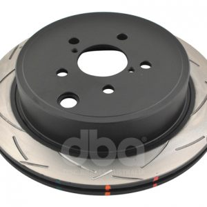 Toyota GT86/ Subaru BRZ – DBA T3 4000 Series Rear Brake Discs