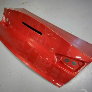 Mitsubishi Evo 10 – OEM Ducktail Boot Lid