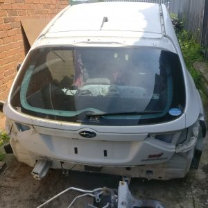 Subaru Impreza WRX STi 11 GRB Hatchback 2008+ – Rear Half Cut (Body Shell)