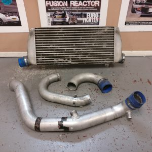 Mitsubishi Evo 4-6 – Trust Front Mount Intercooler Kit