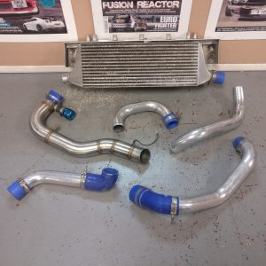 Subaru Impreza GC8 – Front Mount Intercooler Kit