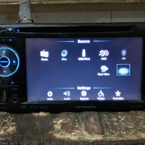 Pioneer FH-77ODVD Double Din Head Unit (85176930)