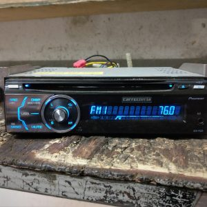 Pioneer Carrozzeria DEH-P530 Single Din Head Unit