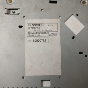 Kenwood E232S Sinlge Din Head Unit