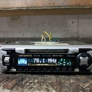 Pioneer Carrozzeria MEH-P5500 Single Din Head Unit