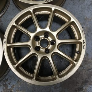 17″ OZ Racing Prodrive Alloy Wheels