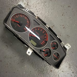 Mitsubishi Evo 8 MR – 260kmph Speedo Clock