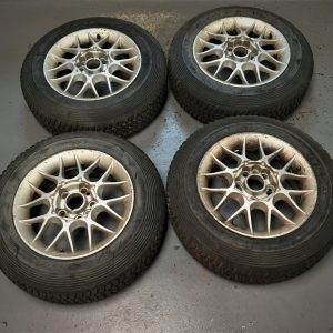 Subaru Impreza/ Mitsubishi Evo – 15″ Rally Alloy Wheels