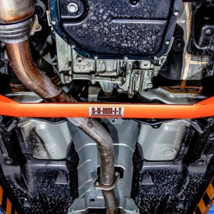 Subaru Impreza WRX STi 2015+ – Swave & Summit Front Lower 4-Point Middle Body Chassis Brace