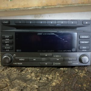 Subaru Impreza GRB V11 UK Models – OEM Clarion Head Unit