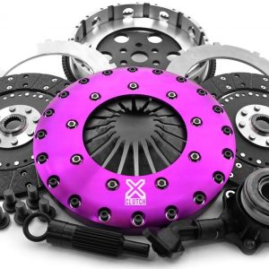 Ford Focus MK3 ST – Xtreme 230mm Organic Twin Plate Clutch Kit Incl Flywheel & CSC