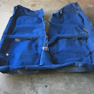 Subaru Impreza GDB – Full Interior Floor Carpet ( BLUE)