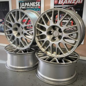 Mitsubishi Evo 7 – OEM Alloy Wheels | 5×114.3 | 17″