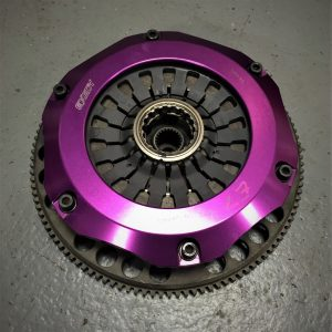 Mitsubishi Evo All – Exedy Twin Plate Carbon Clutch