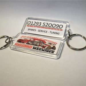 Jap Performance Parts – Ultimate Fighting Machines Keyring