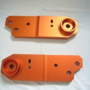 Toyota GT86/ Subaru BRZ – Swave & Summit Aluminium Rear Lower Side Chassis Reinforcement Plate