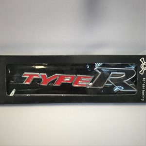 Type R Grill Badge/ Emblem