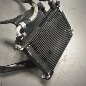 Mitsubishi Evo 7-9 – Mishimoto Engine Oil Cooler