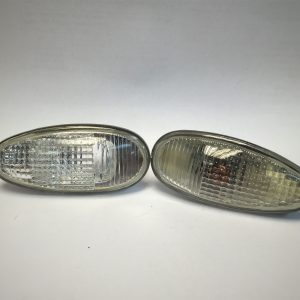 Mitsubishi Evo 6-9 – OEM Used Clear Side Indicators/ Repeaters