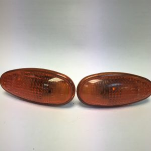 Mitsubishi Evo 5 – OEM Used Amber Side Indicators/ Repeaters