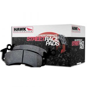 Nissan R35 GTR – Hawk Performance Set of Front Brake Pads | Street/Race