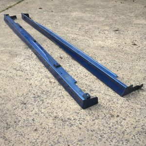 Honda Integra DC5 – OEM Side Skirts