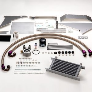 Honda Civic Type R FK8 – HKS Oil Cooler Kit