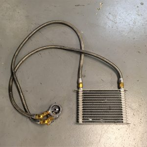 Subaru Impreza All Models – Aftermarket 14 Row Oil Cooler