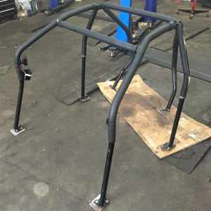 Mitsubishi Evo 4-6 – Bolt In 6 Point Roll Cage