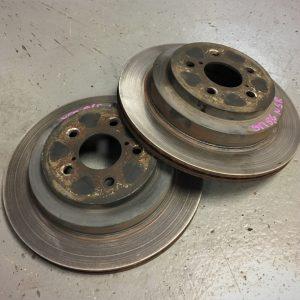 Subaru Impreza GC8 Type R/ RA – Rear Brake Discs (87083010)