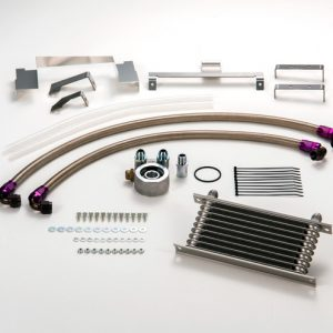 Suzuki Swift ZC33S K14C Turbo – HKS Oil Cooler Kit