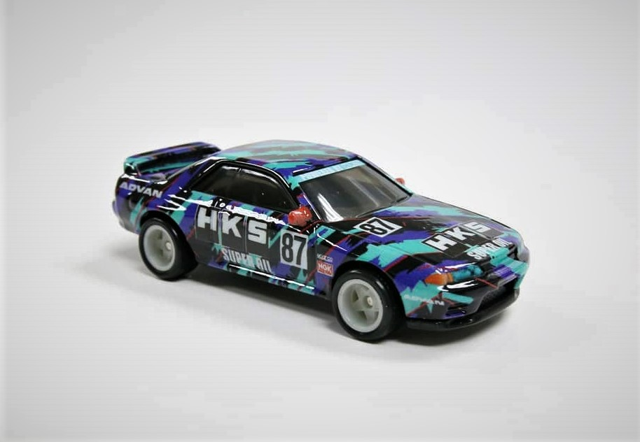 LIMITED EDITION – HKS HOT WHEELS GROUP A R32 GTR TOURING CAR