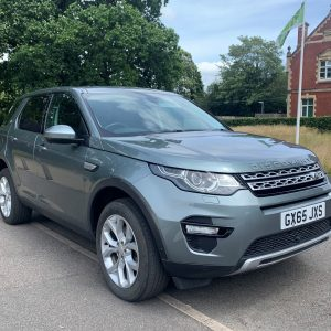 2015 Land Rover Discovery Sport HSE Si4 – RARE PETROL