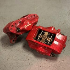 Mitsubishi Evo 5-9 – OEM Rear Brembo Brake Calipers (87083010)