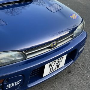 1995 Subaru Impreza GC8 STi Version 2 – 555 Edition