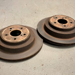 Subaru Impreza GC8 Type R/ RA – Rear Brake Discs (For 2-Pot Calipers) (87083010)
