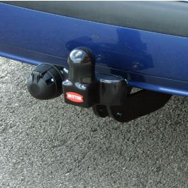 Subaru Forester SF/SG – Witter Fixed Flange Towbar (Two Hole Faceplate)
