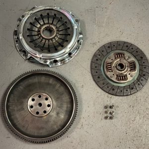 Mitsubishi Evo 4-6 – OEM 5 Speed Clutch And Flywheel