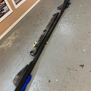Nissan Skyline R35 GTR 09′ – LH Top Secret Side Skirt Extension (87089235)
